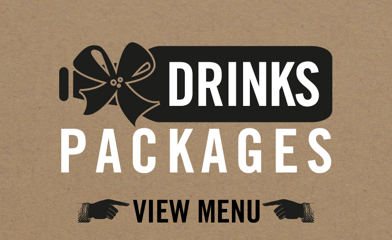 Drinks packages available at The George Inn