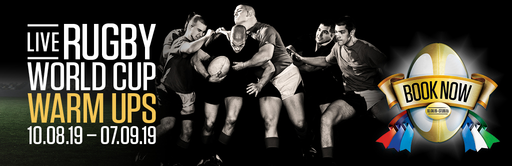 Watch live rugby at The George Inn