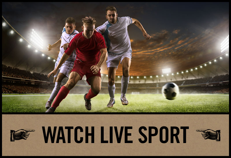 Live Sport at The George Inn