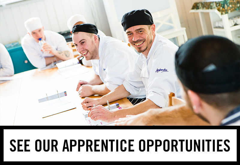 Apprenticeships at The George Inn