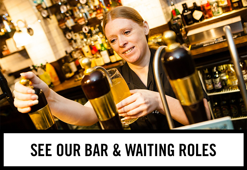 Bar roles at The George Inn