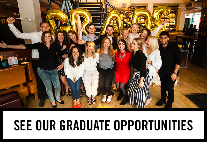 Graduate opportunities at The George Inn