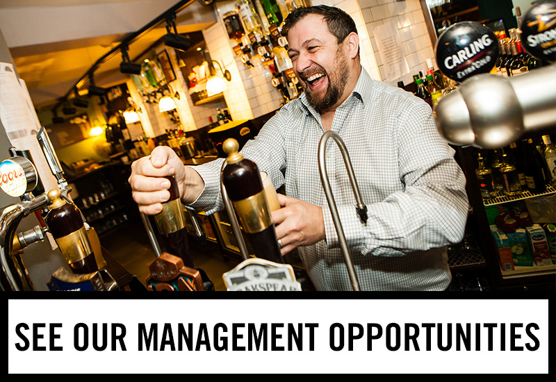 Management opportunities at The George Inn
